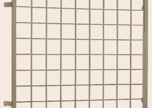 アルミ面格子 井桁